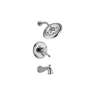 Delta Cassidy MultiChoice 17T Series Tub and Shower Trim   T17T497