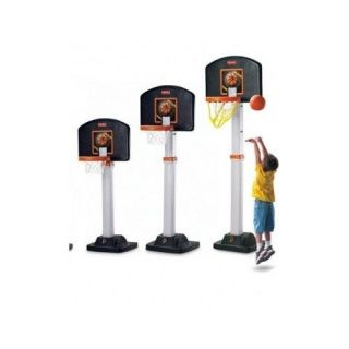 Kids Basketball Hoop Portable Indoor Outdoor Adjustable Youth Game Backboard