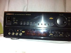 Pioneer VSX D903S Audio Video Stereo Reciever
