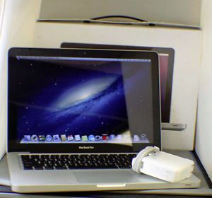 Apple MacBook Pro 13.3 Laptop   MC700LL A February, 2011