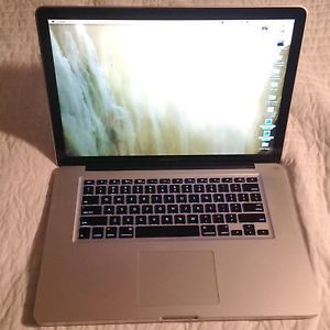 "Apple MacBook Pro 15 4"" Laptop Model MC721LL A Lightly Used"