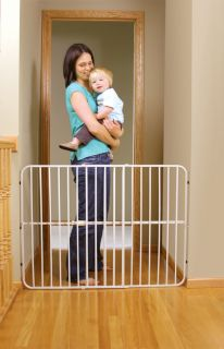 Regalo Extra Tall Guardian Expandable Security Safety Gate Baby Toddler Pet