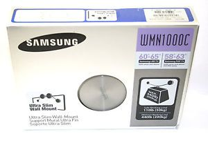 Samsung WMN1000CX ZA Ultra Slim Type LCD Wall Mount for LED or Plasma TV on Sale