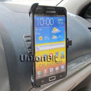 New Car Dash A C Air Vent Mount Holder Cradle for Samsung Galaxy Note 2 N7100