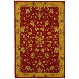 Safavieh Golden Jaipur Burgundy/Gold Rug