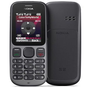 Nokia 100 Dark Grey Unlocked Brand New Phone
