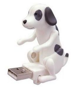 Novelty USB Flash Humping Dog USB Drive