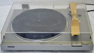 Sony PS LX2 Direct Drive Automatic Stereo Turntable System