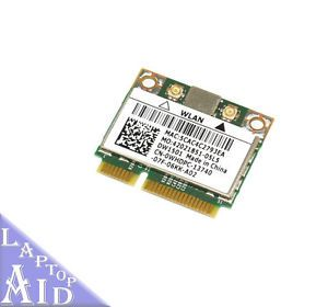 Dell Inspiron 17R N7010 Wireless Card WiFi Network WHDPC Laptop Tested