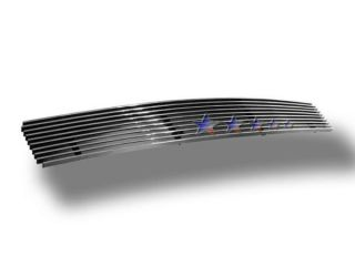 Billet Grille Insert 01 02 03 Ford Focus Front Bumper Grill Aluminum Overlay 1P