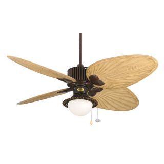 Fanimation 52 Louvre Ceiling Fan