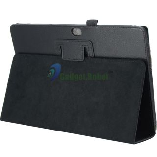 Black Case Cover Screen Protector for Microsoft Tablet Surface Windows 8 RT