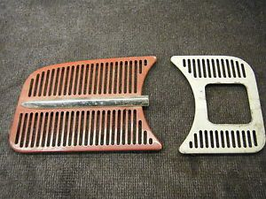 VW Bug Beetle Interior Dash Grill 62 67