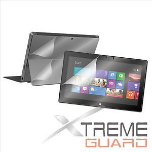 New XtremeGuard Full Body Clear Screen Protector Skin for Microsoft Surface Pro