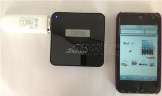 Wireless Storage Mobile Hard Disk Reader Cloud Disk for iPad 1 2 3 4 Android Pad