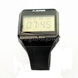 LCD Digital Bluetooth Watch Built in Mic Handsfree Speakerphone Car Kit Wireless