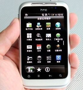HTC Wildfire s A510e G13 Unlocked GSM 3G Android WiFi GPS 3 2LCD 5MP FM Phone