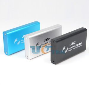 mSATA SSD to USB 3 0 External Converter Adapter HDD SSD Enclosure Case Box