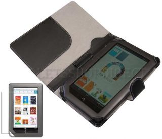 Barnes Noble Nook Color Leather Case Screen Protector