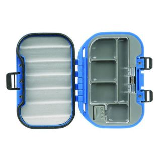 Flambeau Blue Ribbon Mini Fly Box with Five Compartments