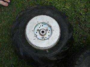Mini Bike Tire Wheel