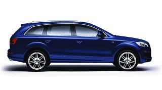 Perfect Genuine Factory Audi Q7 s Line Prestige 21 in Wheels Michelin Tires