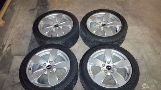 04 06 Pontiac GTO 17 inch Wheels with Goodyear Tires Set of Four