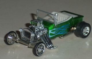 Johnny Lightning 1923 Ford T Bucket Hot Rods Near Mint Condition 1 64 Scale