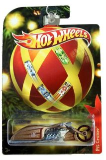 2011 Hot Wheels Holiday Hot Rods Pit Cruiser
