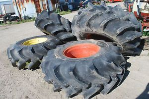 23 1 26 BF Goodrich CHECKMARK R 2 Combine Tractor Swamp Buggy Mud Truck Tires