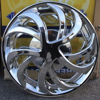 "4 PC 14"" inch CLEARANCE Sale Assorted Hubcaps Rim Wheel Cover Steel Wheels Caps"