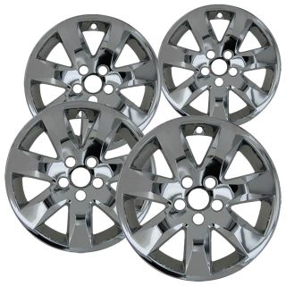 "4 PC Set 11 13' Kia Sorrento 17"" Chrome Wheel Skins Covers Hubcaps Car Cover Cap"