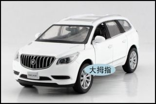1 32 Buick Enclave Die Cast Model Toy Car with Light Sound