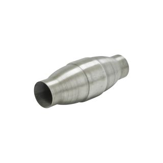 "Flowmaster Universal Catalytic Converter High Flow 3"" Inlet Outlet 14"" L 5"" W"