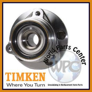 TIMKEN Front Wheel Bearing Hub Assembly Jeep Cherokee COMANCHE Wagoneer Wrangler