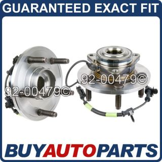 Brand New Front Wheel Hub and Bearing Assembly for Dodge RAM 1500