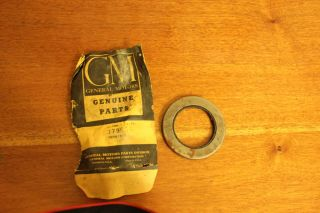 1935 1957 GMC Chevrolet Seal Front Wheel Bearing Retainer 379654