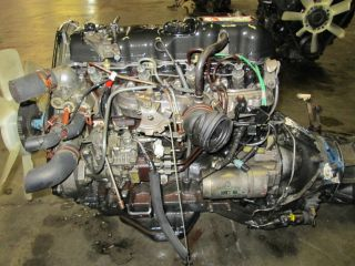 JDM Toyota 4Runner Pick Up Hilux Hiace 2L 2 4L Black Top Diesel Engine Trans