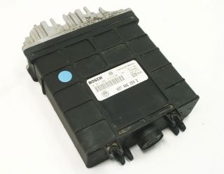 ECU ECM Engine Computer 1997 VW Jetta Golf Cabrio MK3 037 906 259 D