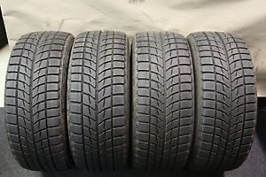 4 Bridgestone Blizzak LM 60 245 40 18 Winter Snow Tires
