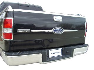 Silverado Pickup Putco Chrome Tailgate Accent 403413
