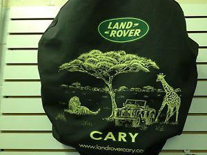 Land Rover Spare Tire Cover for Discovery Freelander Series Lion Giraffe