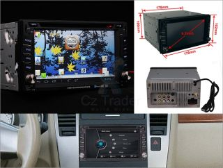 2 DIN Android 4 0 Car DVD GPS Navi Stereo for Nissan NV200 Versa Livina Camera