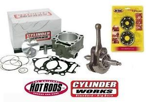 Cylinder Works 770 Big Bore Kit 5mm Stroker Crank Kit Yamaha Raptor 700