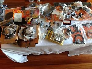 Harley Davidson Motorcycle Parts