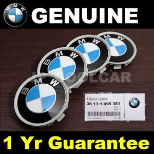 X4 Genuine BMW Wheel Center Caps P N 36136768640 70mm E36 E46 Z3 Z4 x3 x5 M3 M5