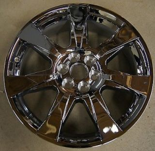 "Cadillac SRX 20"" Chrome Factory Wheel Rim 2010 12 4666 97"