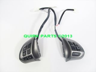 2012 Subaru Forester Cruise Control Steering Wheel Switch New Genuine