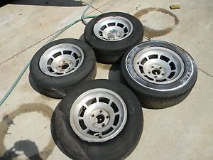 1976 1977 1978 1979 1980 1981 1982 76 82 Factory GM C3 Corvette Wheels Rims