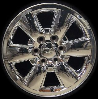"New GMC Sierra Yukon Chrome 18"" Wheels Rims Tires Chevy Silverado Suburban Tahoe"